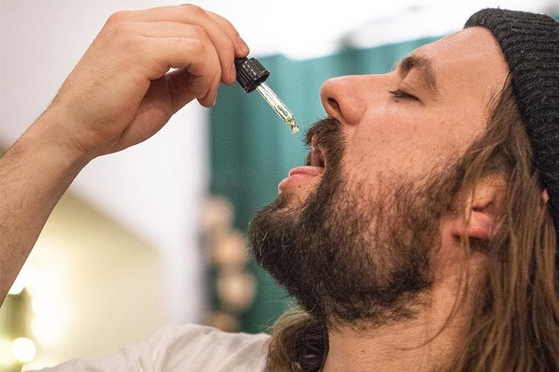 CBD Öl richtig dosieren und einnehmen bei HANFGÖTTIN