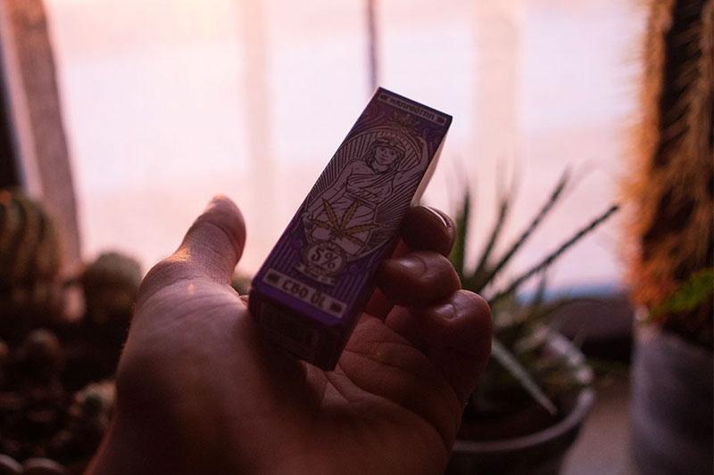 CBD Cannabis gegen Nernositaet und Unruhe